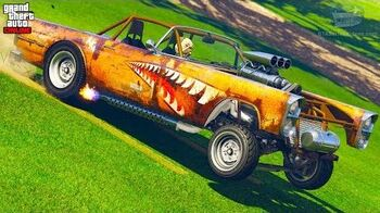 GTA Online Vapid Peyote Gasser