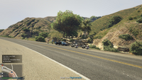 Vehicle Import Traffic Stop GTAO Tongva Valley