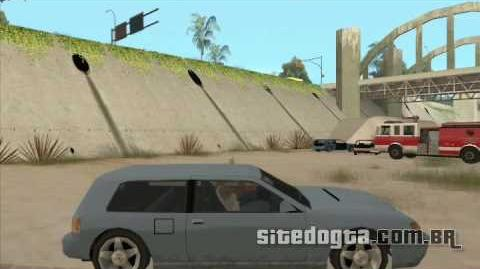 Carro FLASH do GTA San Andreas