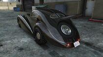 ZType GTAV Spare Tyre