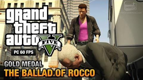 GTA 5 PC - Mission 60 - The Ballad of Rocco Gold Medal Guide - 1080p 60fps