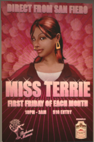Miss Terrie