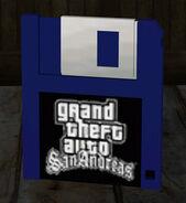 Save icon (GTASA)