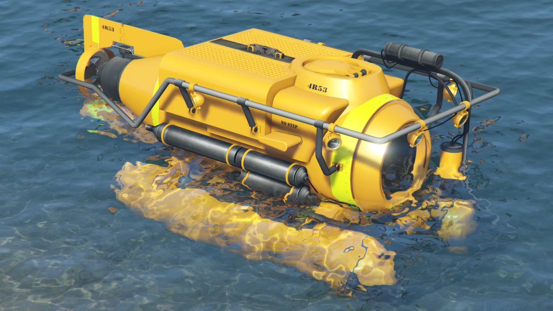 Submersible | GTA Wiki | FANDOM powered by Wikia