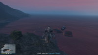Vehicle Import Heist Crew GTAO Quarry East