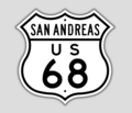 1948 Style US Route 68 Shield.png