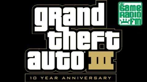 Grand Theft Auto III - Game Radio FM - PC