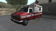 ElQuebradosMedicalCenter-GTASA-Ambulance