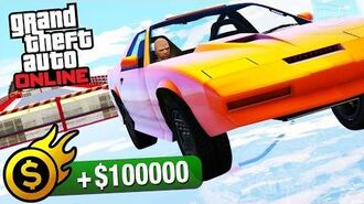 GTA Online Premium Race - Steeplechase