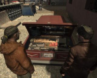 LittleJacob-GTAIV-guns