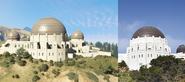 Los santos observatory