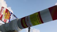 Firework Launcher-GTAV-Markings
