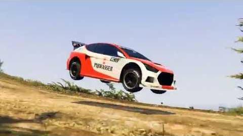 Vapid Flash GT - Grand Theft Auto Online