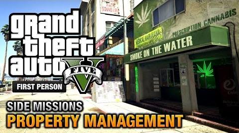 GTA 5 - Property Management Missions