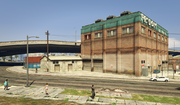 LaPuerta-GTAO-VehicleWarehouseExterior