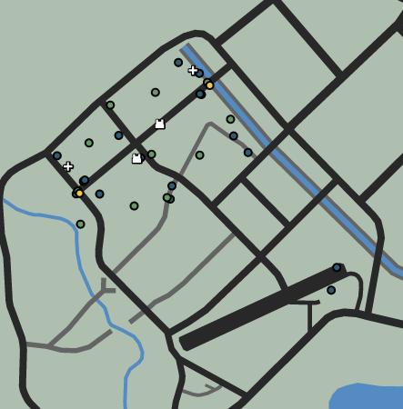FarmVillain Raid GTAO Map