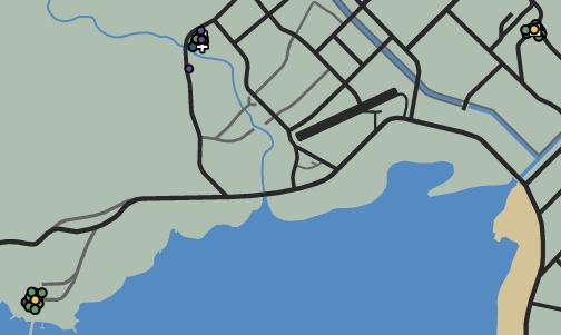 GTAO-Gas N Go Map