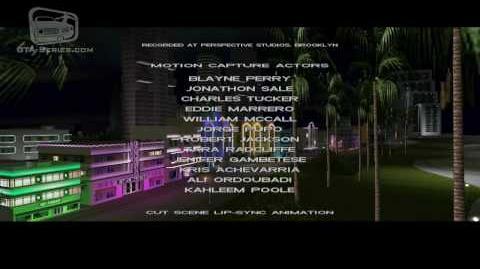 GTA Vice City - End Credits