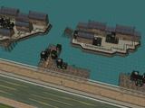 Azeri Heights Docks