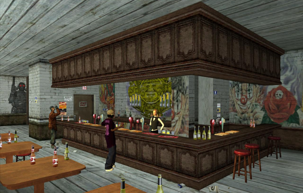 Bar Gta Wiki Fandom Powered By Wikia