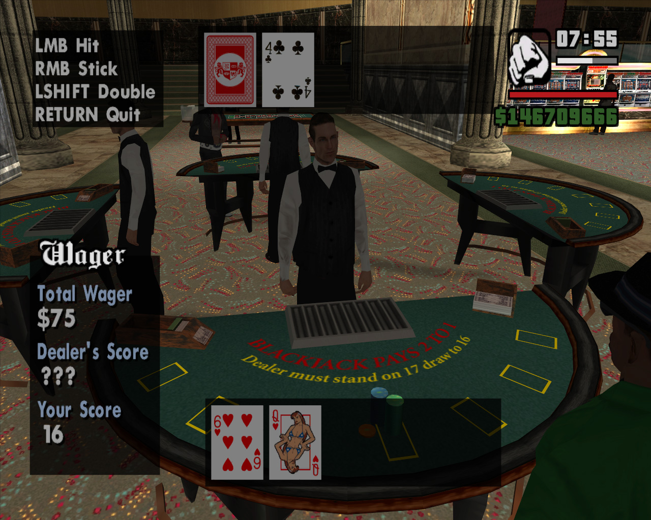 Gta san andreas gambling skill cheat how many world series of poker events are there