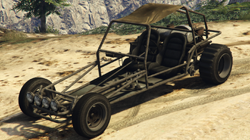 A Panel Less Dune Buggy In Grand Theft Auto V