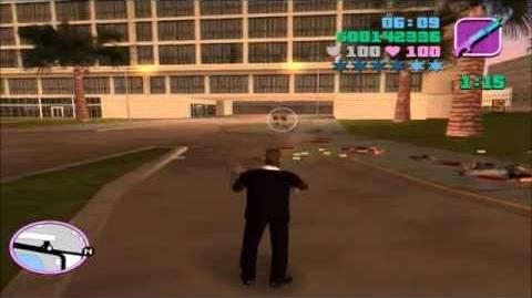 GTA Vice City - Downtown Rampages HD
