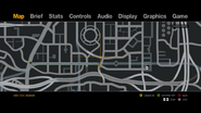 HuntingtonStreet GTAIV GPS Map