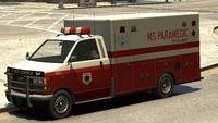 Ambulance-GTAIV-front