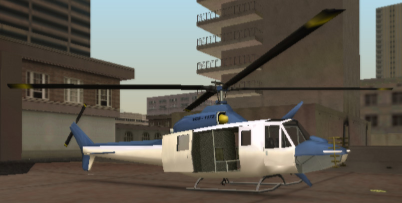 How To Get A Helicopter In Gta Vice City Psp - The Best