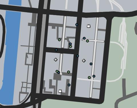 Cypress Flats LTS GTAO Map