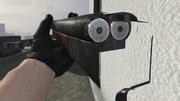 Double-Barrel Shotgun-GTAV-Markings