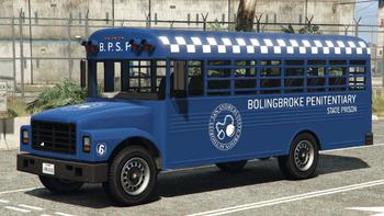 Police Prison Bus   GTA Wiki   FANDOM powered by Wikia