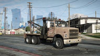 Tow Truck | GTA Wiki | FANDOM powered by Wikia