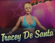 tracey de santa sexy