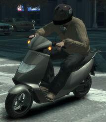Faggio-GTA4-front