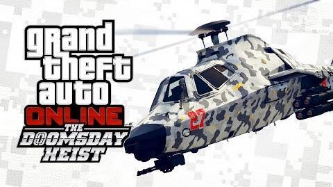 GTA Online - Akula -The Doomsday Heist-