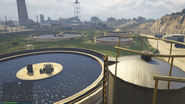 Zancudo Treatment Works GTAV Overview