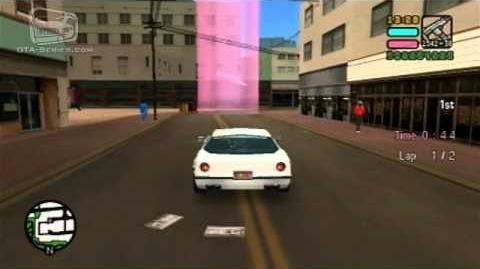 GTA Vice City Stories - Walkthrough - Downtown Showdown - Turismo Race 2