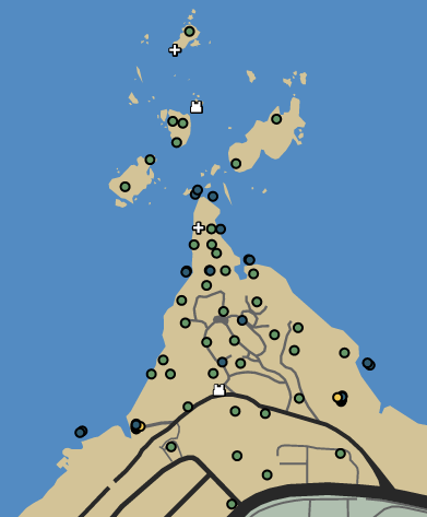 GTAO-Peninsularity Map