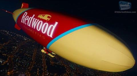 GTA Online After Hours - Blimp