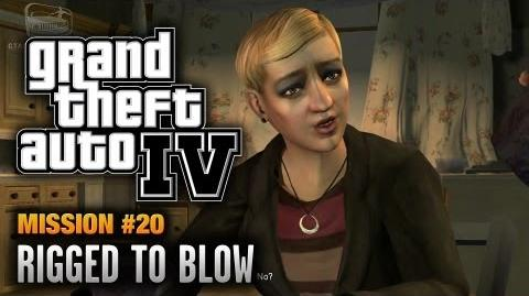 GTA 4 - Mission 20 - Rigged to Blow (1080p)