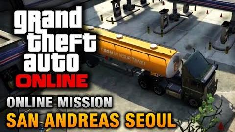 GTA Online - Mission - San Andreas Seoul Hard Difficulty