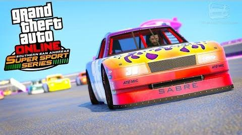 GTA Online SA Super Sport Series - Hotring Races Gameplay