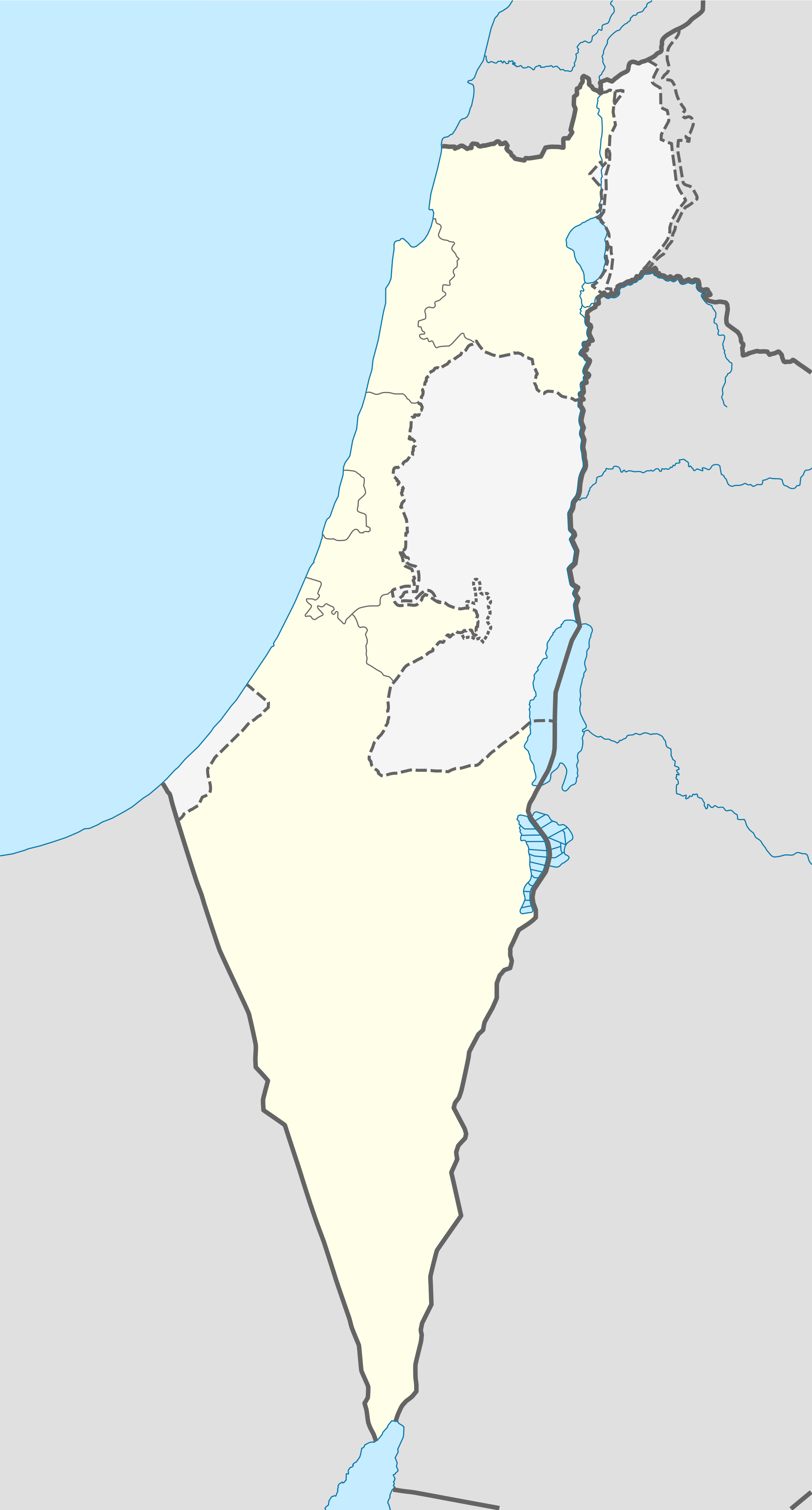 Image Israel Outline Mappng GTA Wiki FANDOM Powered By Wikia - Isreal map