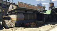 HayesAutos-GTAV-Garage