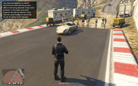 Vehicle Import Movie Stunt GTAO Richman