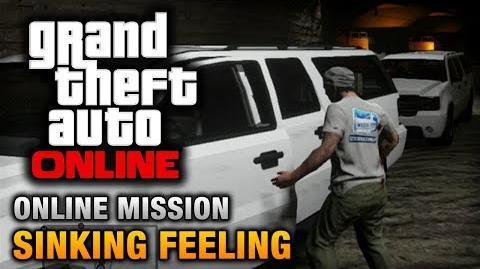 GTA Online - Mission - Sinking Feeling Hard Difficulty