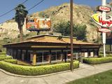 Horny's Burgers