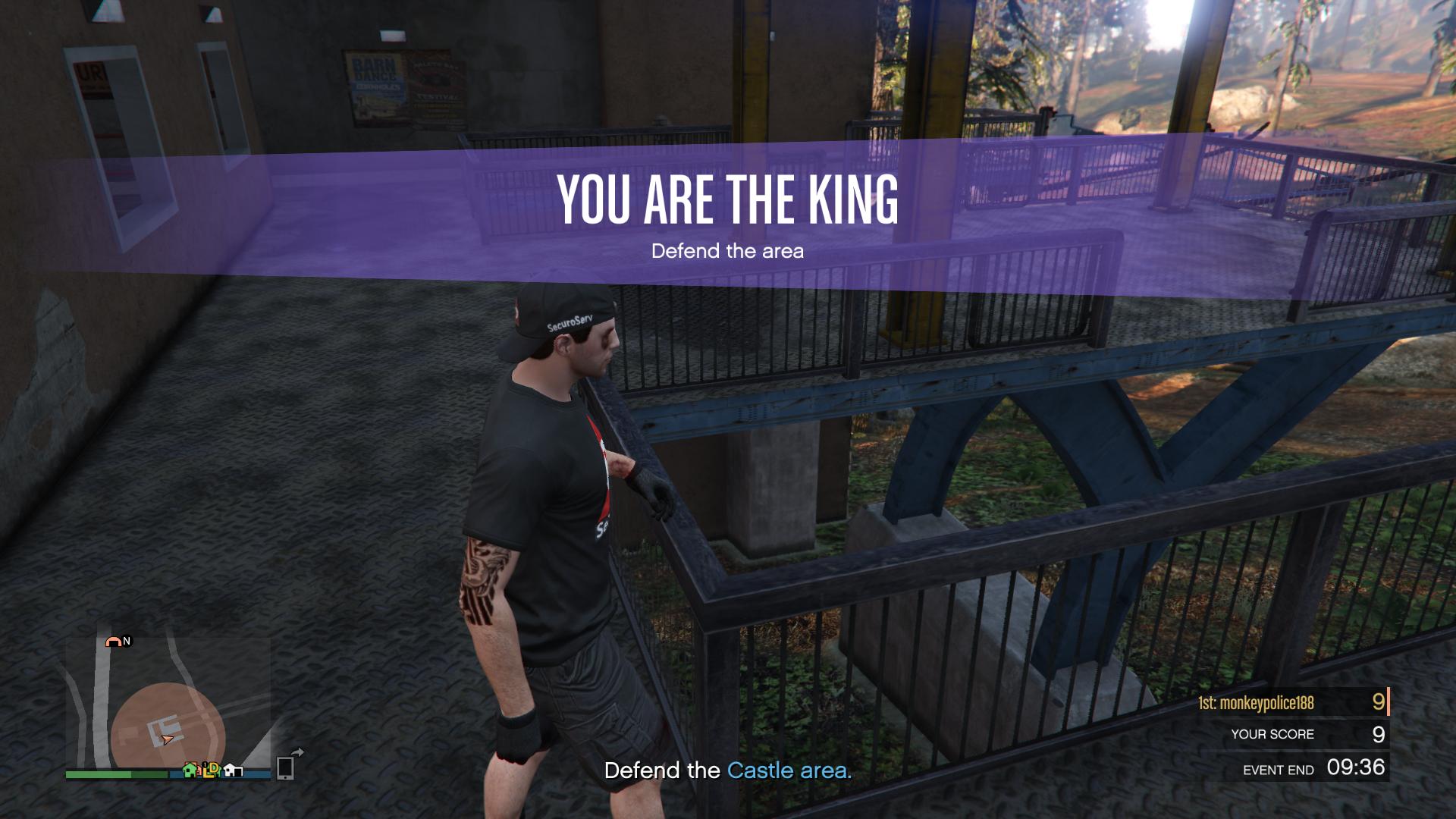 King of the Castle | GTA Wiki | FANDOM powered by Wikia